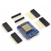 D1 Mini ESP8266 vezeték nélküli mikrovezérlő Wifi Nodemcu modul